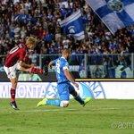 Honda scoring his goal VS Empoli! #weareacmilan #EmpoliMilan http://t.co/pnaFGy7SRl