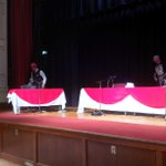 RT @Kris680News: Setup continues for tonights mayoralty debate, it will be the 1st for Doug Ford #Toronto http://t.co/05T3Kiiq8b