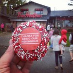 RT @TimHortons: Thanks to our neighbours in the #YYC community for having us today, it was a pleasure serving you! #TimsNextDoor http://t.co/AVo8wQYByp