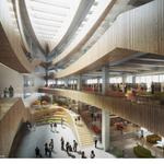 Take a tour: Final design of new Central Library unveiled: http://t.co/WQo9IfrK4W #yyc http://t.co/kTbkMqnnor