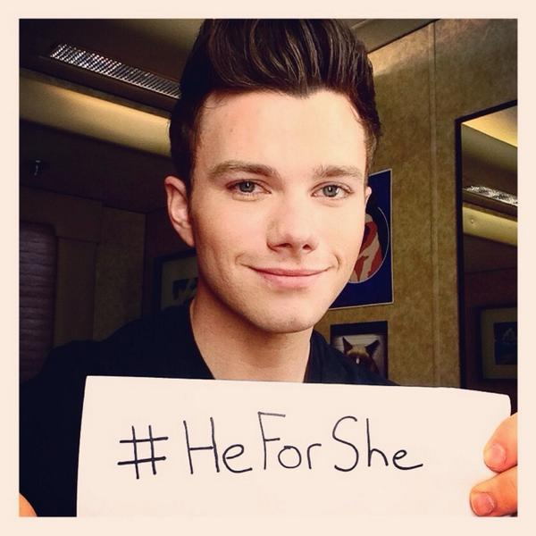 #HeForShe is a great cause to get behind! Please check it out. So proud of @EmWatson! http://t.co/lJrUWcmPEo