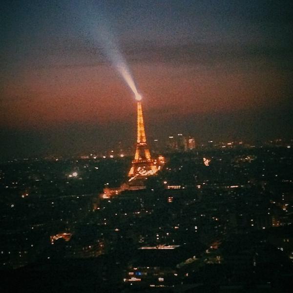 #EiffelTower #paris #pfw http://t.co/HiudCWfV3R