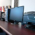 #ElSalvador Embajada EUA entrega donativo para rastrear armas de fuego http://t.co/IfpEJ9QKiS http://t.co/dCFWTiQfkT