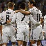 FINAL: Real Madrid 5-1 Elche (Bale, 19'; C. Ronaldo, 27', 32', 80' y 91' / Edu Albacar, 15') #RealMadridELC #RMLive http://t.co/MKEI1jvywW