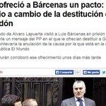 RT @GeekIndignado: Y si la dimisión de Gallardón ha sido provocada para acabar con el caso Bárcenas? Mirad q contaba @eldiarioes http://t.co/a1BDpIsWLZ