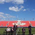RT @DMayorKelly: Pleasure being at @BMOField for the groundbreaking of the stadium expansion. 7,500 new seats! #Toronto http://t.co/bog3AyxU5t