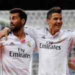 RT @aarbeloa17: ¡Gran partido, equipo! Y otro poker del Balón de Oro @Cristiano @realmadrid #HalaMadrid #HalaMadridYNadaMas http://t.co/nkKLtl4tEu