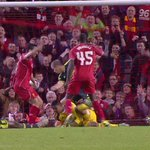 RT @SkyFootball: GOAL! Liverpool 2-1 Middlesbrough (Suso) http://t.co/Vk5RuzEyO5 #CapitalOneCup http://t.co/pTwZOCXoT3