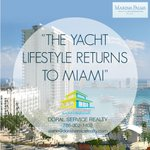 "#MarinaPalms ""The #Yacht Lifestyle Returns to #Miami"". contact us at 786-302-1402 #NorthMiami #Aventura #Miami http://t.co/14ofo1DaOX"