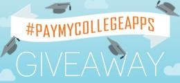 Applying to college this fall? Enter the #PayMyCollegeApps Giveaway to get your fees paid for! http://t.co/tNHpPKES2X http://t.co/eYPVbAypmW
