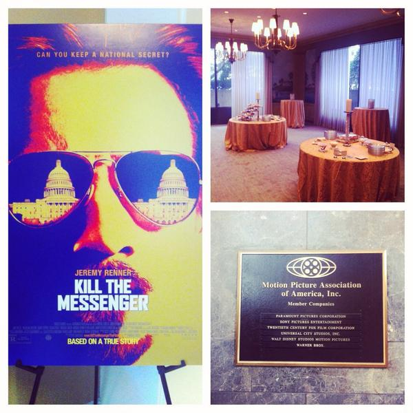 At @MPAA for our screening of #KilltheMessenger with special guest @Renner4Real #dc http://t.co/KUyPkd9wiG