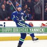 RT @VanCanucks: Happy birthday, @yanweber68! http://t.co/jJsYm6bqvB