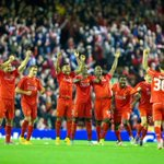 RT @LFC: PHOTO: #LFC celebrate winning an incredible penalty shootout 14-13 against Middlesbrough http://t.co/1TAq6jD3d3