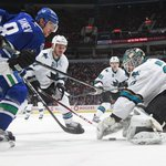 RT @RogersArena: Hockey is back! The #Canucks kick off the pre-season tonight against the #SJSharks. Puck drop at 6:00PM. http://t.co/ZFx9Ic0uqs
