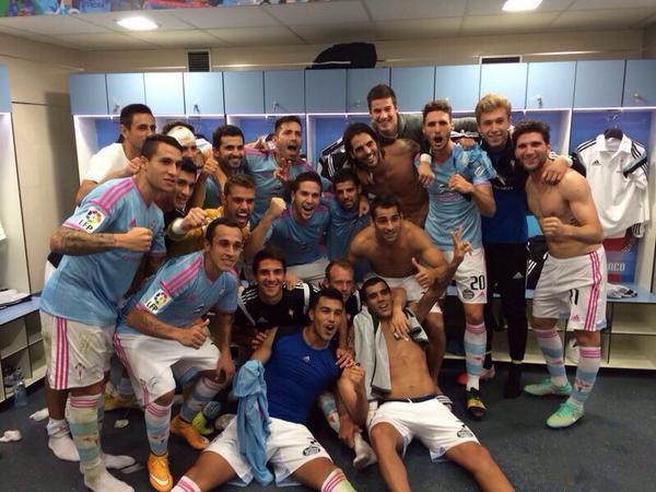 Muy contento por la victoria d hoy en mi 1er derbi gallego. Y un 10 a la afición pq habéis sido el jugador número 12