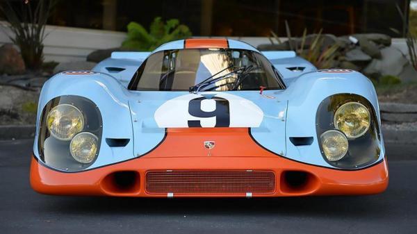 The world's most legendary #Porsche 917K, 004/017, is now for sale http://t.co/1jN3ESQoIf http://t.co/fp38WvMO3a