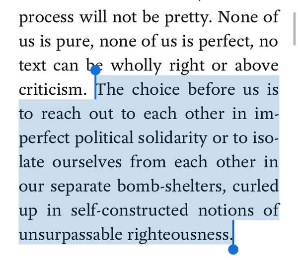 Arundhati Roy, right between the eyes http://t.co/azje2dQdYs http://t.co/2WnSjtACLa