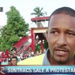 RT @TReporta: Trabajadores del Suntracs protestan en Río Hato exigen justicia ➞http://t.co/Jxfpo2YGYF #Panamá http://t.co/Y5AvxHW9b0