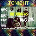 RT @dougAkelley: TONIGHT at BUGJAR, THE TONTONS 8pm doors // 9pm music #bugjar #Rochester #music #thetontons #shows #nightlife http://t.co/o8qoubgjFQ