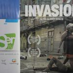 #Panamá Ya estamos en la Gala de Estreno del Documental @InvasionDoc, desde Cinépolis, Multiplaza. http://t.co/F1vCpvFQM6