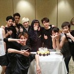 "RT @Koreaboo: EXO celebrates completion of first leg of ""EXO from EXOPLANET #1 - The Lost Planet"" tour — http://t.co/zvWLiMwjYS http://t.co/htLT0bQhrN"