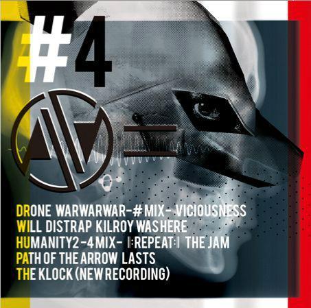 『#』『4』の合体盤『#4』完成。ハイレゾ音源(配信)、合体盤『#4』(パッケージ)本日発売!以前のスプリットアルバム二枚が一枚に。ジャケットも二つのグラフィックが重なり一つに。AD & Design土井宏明 http://t.co/zBQEBKkr45