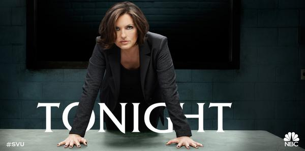 Benson needs you - The season premiere of #SVU is about to begin. http://t.co/Amk2j1RCSl