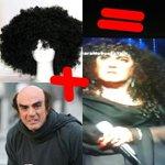 RT @maday507_02: @tucaramsuenatvn @EddyVasquezWao Meme Batido peluca afro + gargamel = amanda miguel Tovar http://t.co/1DED94tLvy