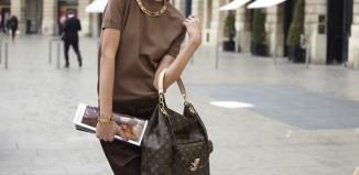 сумки хобо с чем носить фото