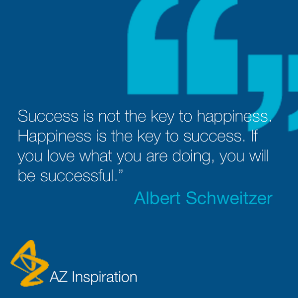 Do you love what you're doing? We do! #AstraZeneca #Inspiration #Success http://t.co/vUPTpA1DT1