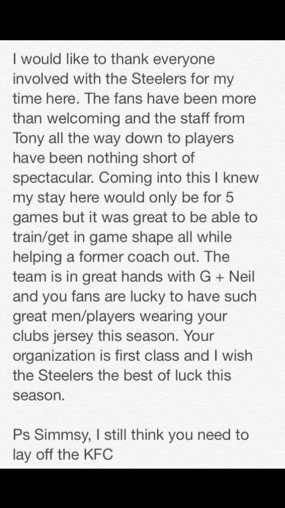 Cheers Sheffield and @steelershockey http://t.co/TX2Jk7zq9u