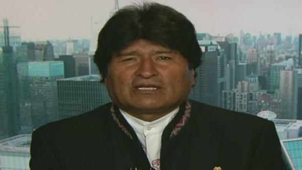 """""""Decían que los indios solo servían para votar; hemos demostrado que sabemos gobernar"""" dijo Evo Morales a @monterocnn http://t.co/9yaeEdeerv"""