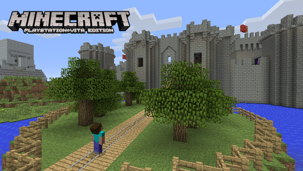 We've handed Minecraft: PlayStation®Vita Edition over to Sony for final test! #MinecraftPSVita http://t.co/VTVVC7Ii4a