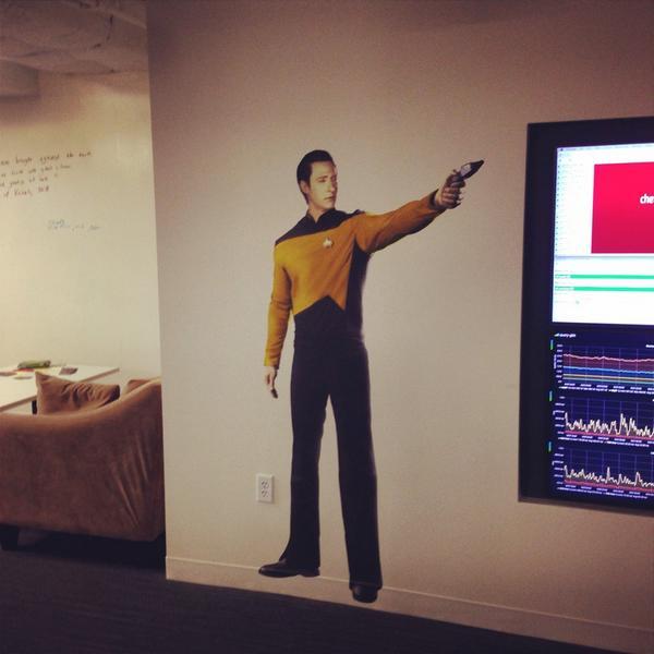 We've got Big Data at @addthis. #dctech http://t.co/FwfkZdJpvA