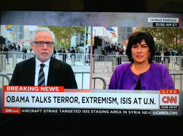 The moment you realise CNN are doing a split screen broadcast with two people stood RIGHT NEXT TO EACH OTHER. http://t.co/rwGU0d5JsA