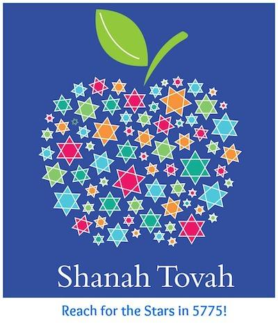 May 5775 be a sweet, peaceful & joyful year for the #Jewish people and for all good people everywhere! #RoshHashanah http://t.co/5DjS6SJ8J0