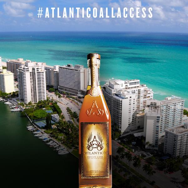 Don't miss out on a chance to win a VIP trip to #Miami w/ #AtlanticoRum! http://t.co/Flvf3v1tu8 #AtlanticoAllAccess http://t.co/ZJr2zQHhNz