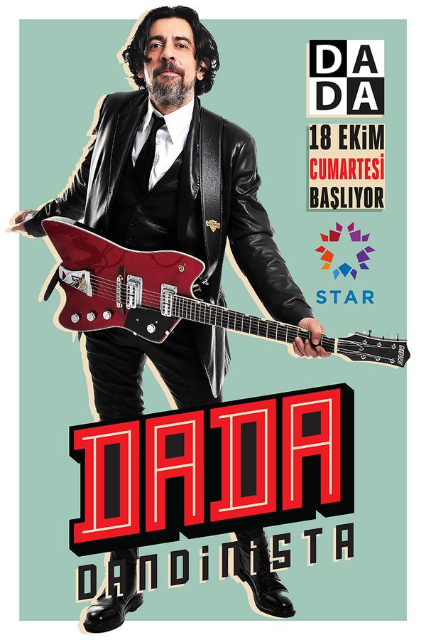 Dada Dandinista 18 Ekim Cumartesi gecesi @startv'de başlıyor. http://t.co/dIYREK3Mj0