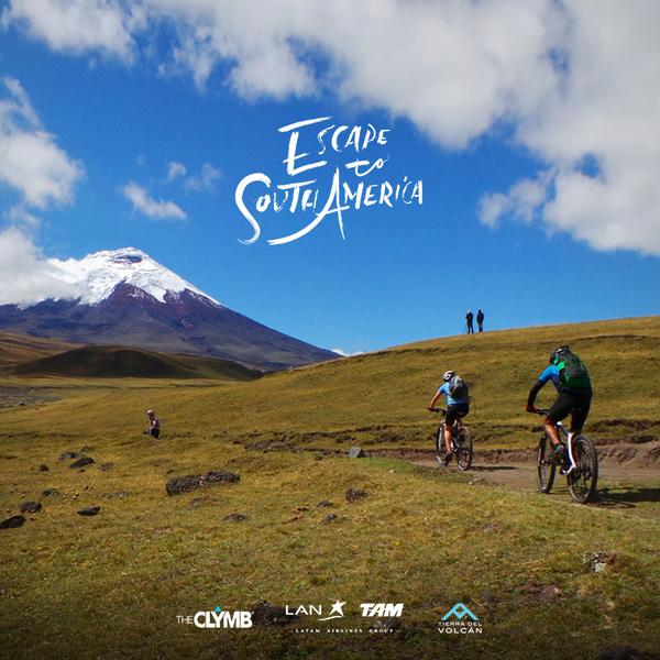 Ecuador on your bucket list? RT this to #enter to win a #ClymbAdventures trip to South America w/ @LANAirlinesUSA! http://t.co/8OejTdTevM