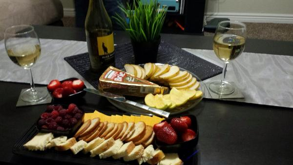 My friend's boyfriend makes her Brie and fruit platters meanwhile I'm out here struggling to buy a carton of eggs. http://t.co/fcxbbBfkWc