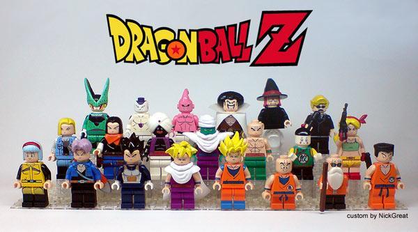► Un fan de Dragon Ball Z crée les personnages en version LEGO http://t.co/siVIhDRBTB http://t.co/iotnA7b1Pw