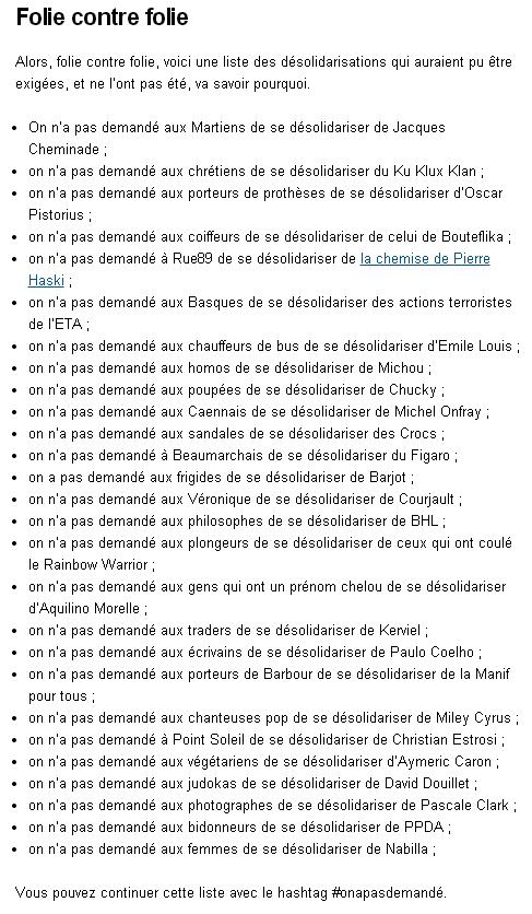 #onapasdemandé RT @LAURENTMaxime: Rue89 s'est amusé sur le sondage du Figaro. Et on rigole http://t.co/lDcot5DqiK http://t.co/qhHYuWOCuO