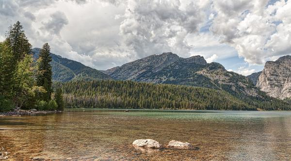 This is a beautiful afternoon view of the @GrandTetonNPS #photography #ALEx14 http://t.co/FTCwj2Bf63