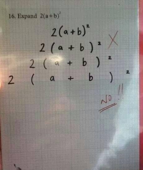 Dažreiz lietas nav jāuztver tik burtiski... :D #matemātika #fail http://t.co/0ZiKWQDOtO