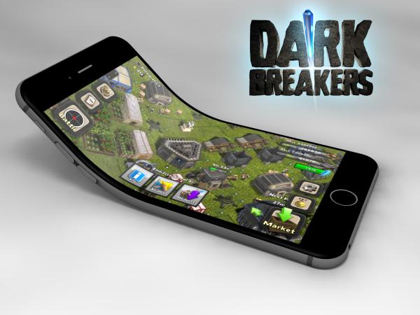 Was just admiring how good #darkbreakers looks on the iPhone 6. http://t.co/gIk7ZpFHRd #bendgate http://t.co/fnHbGf2R8k