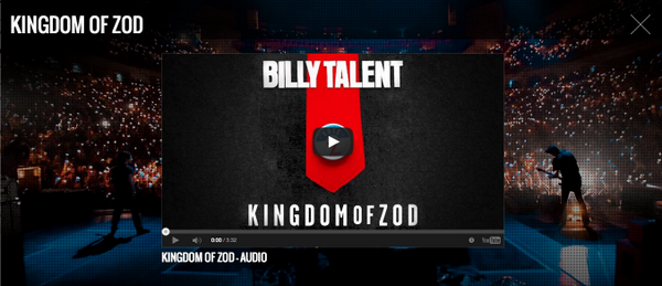 And now... a brand new song.  KINGDOM OF ZOD.  http://t.co/hmMJBDu3fp http://t.co/oNRgaHM7yR
