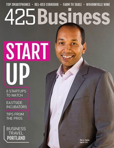Its a BIG day here @Apptio! Check out CEO, Sunny Gupta on the cover of @425Business! #bleedorange http://t.co/og4dw7aZmL