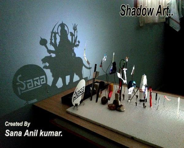 "MT ""@dreamthatworks: Happy Navratri -- Shadow Art.  http://t.co/gDqDbGvB6r"""