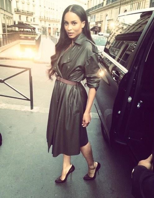Ciara is back
