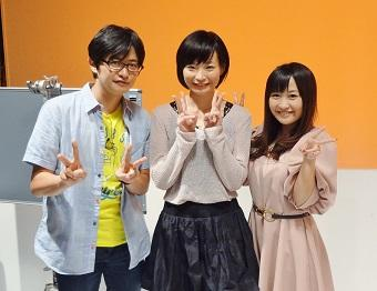 10/5(日)24:00放送の「Club AT-X しもがめ」は広橋涼さんをゲストにお迎えしてお届けします!紹介作品は「